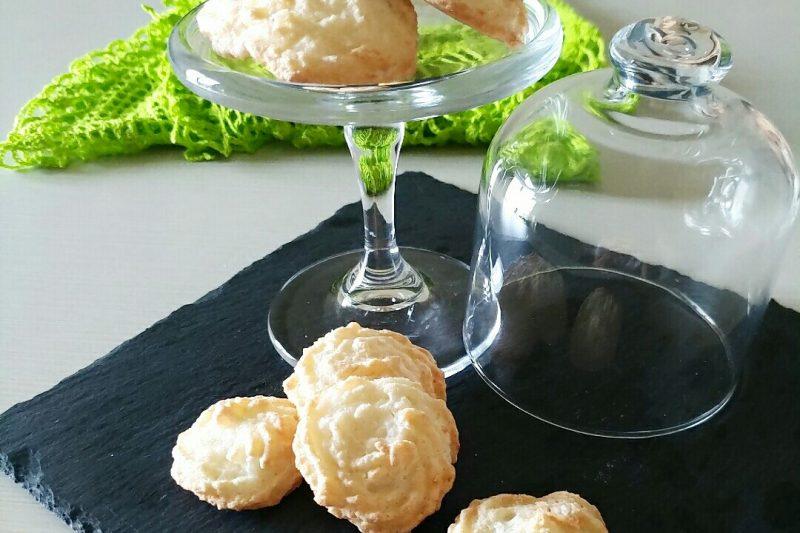 Biscottini morbidi al cocco