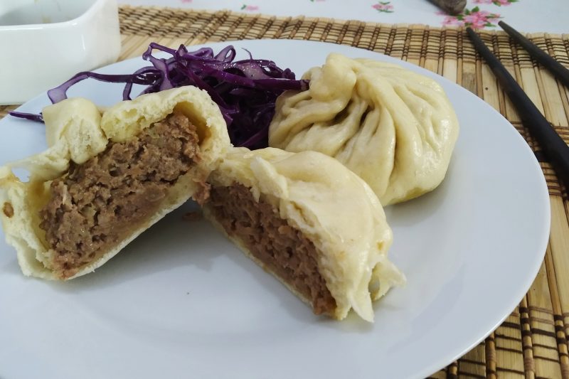 Nikuman – panini giapponesi al vapore farciti di carne