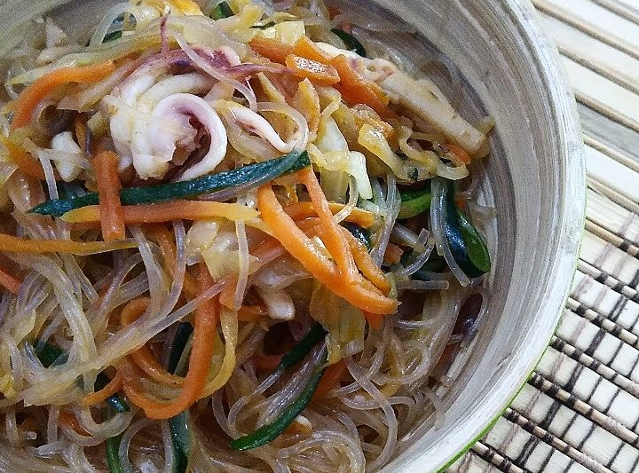 Glass Noodles all'orientale