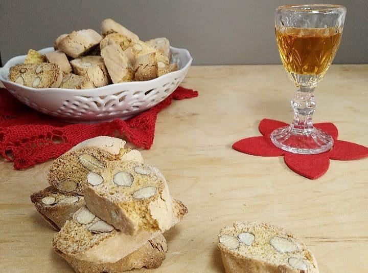 Cantuccini abruzzesi della tradizione senza burro