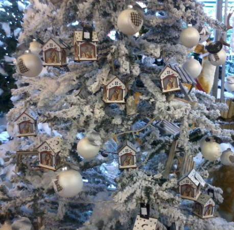 Biscotti Finti Per Albero Di Natale.L Albero Di Natale