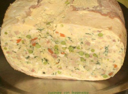 Cima alla genovese (ricetta tradizionale)
