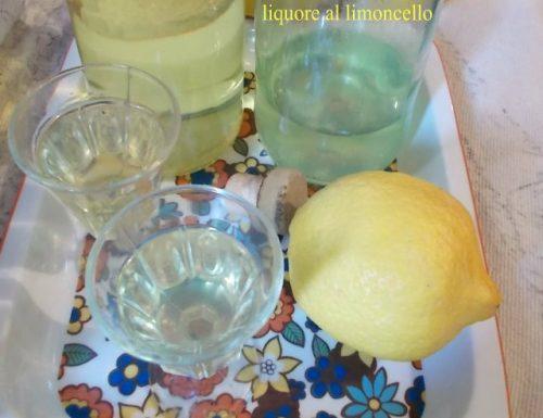 Liquore al limoncello