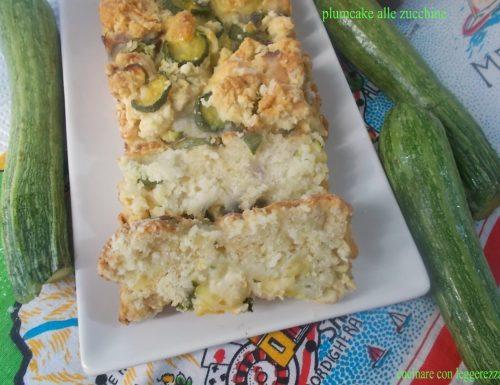 Plumcake alle zucchine
