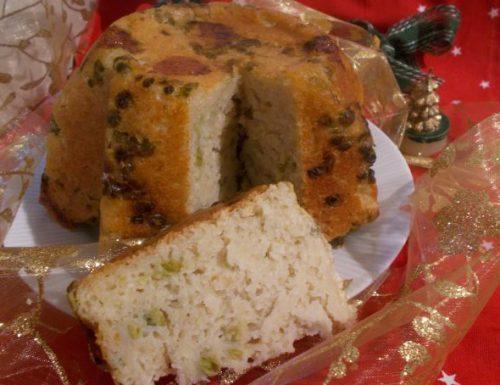 Pandoro salato – lievito madre
