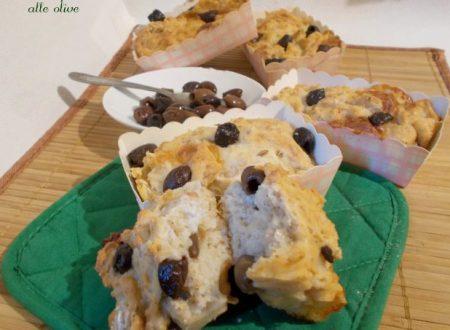 Mini plumcake alle olive