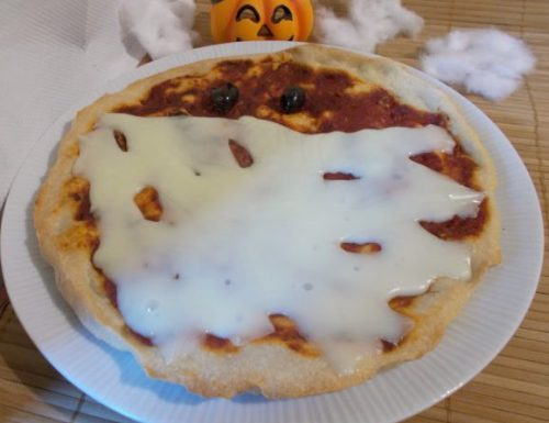 Pizza mummia – lievito madre