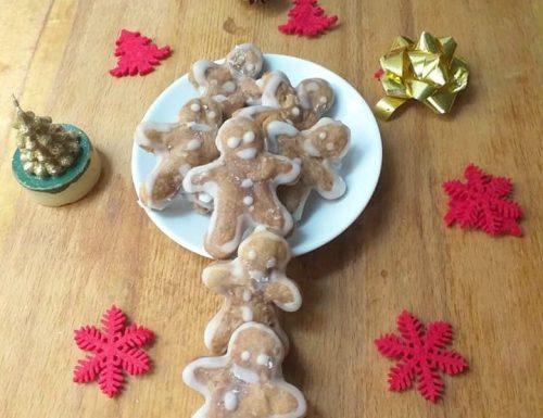 Biscotti gingerbread al cacao