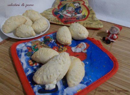 Salatini di pane – lievito madre