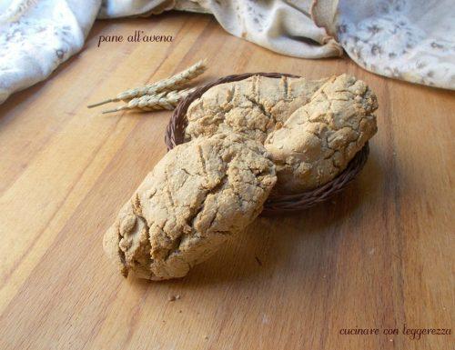 Pane all'avena – lievito madre
