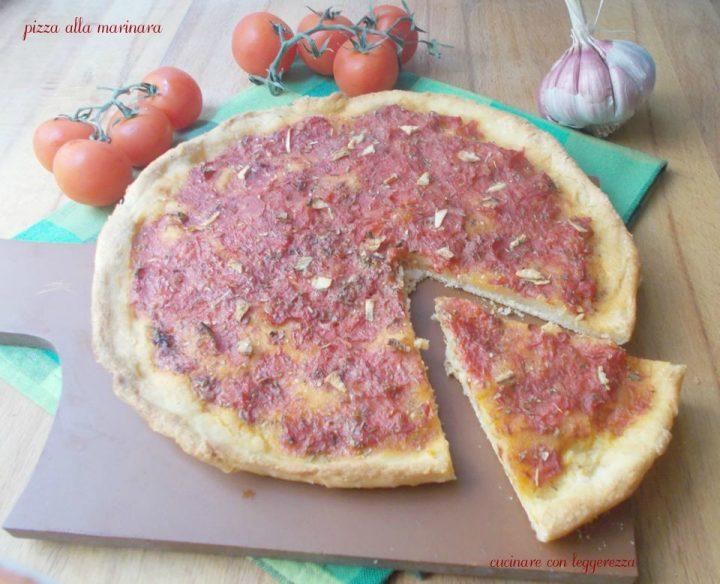 Pizza alla marinara