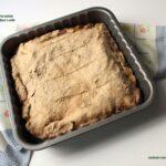 Torta salata con fave e cotto