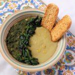 Macco di fave con finocchietto alla Siciliana