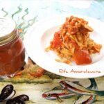Conserva di sugo pronto ai peperoni