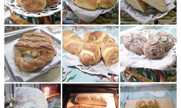 Tutto il mio pane fatto in casa by RitaAmordicucina