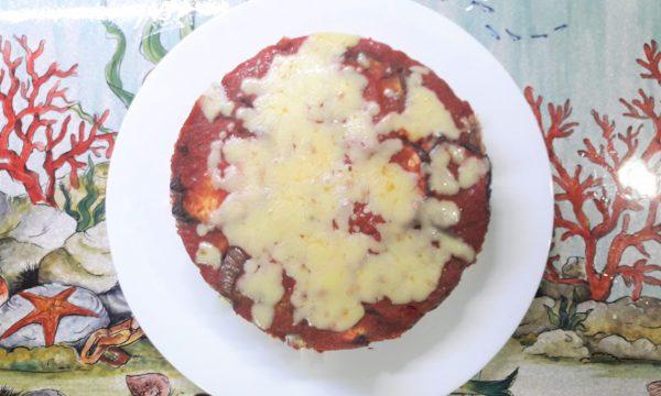 La mia Parmigiana ligth alla Siciliana
