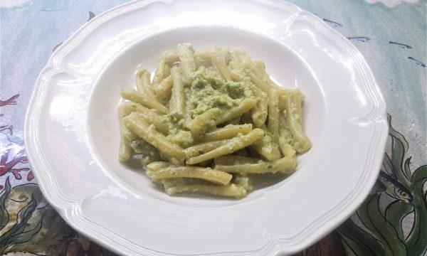 Pesto  di  rucola versione  ligth