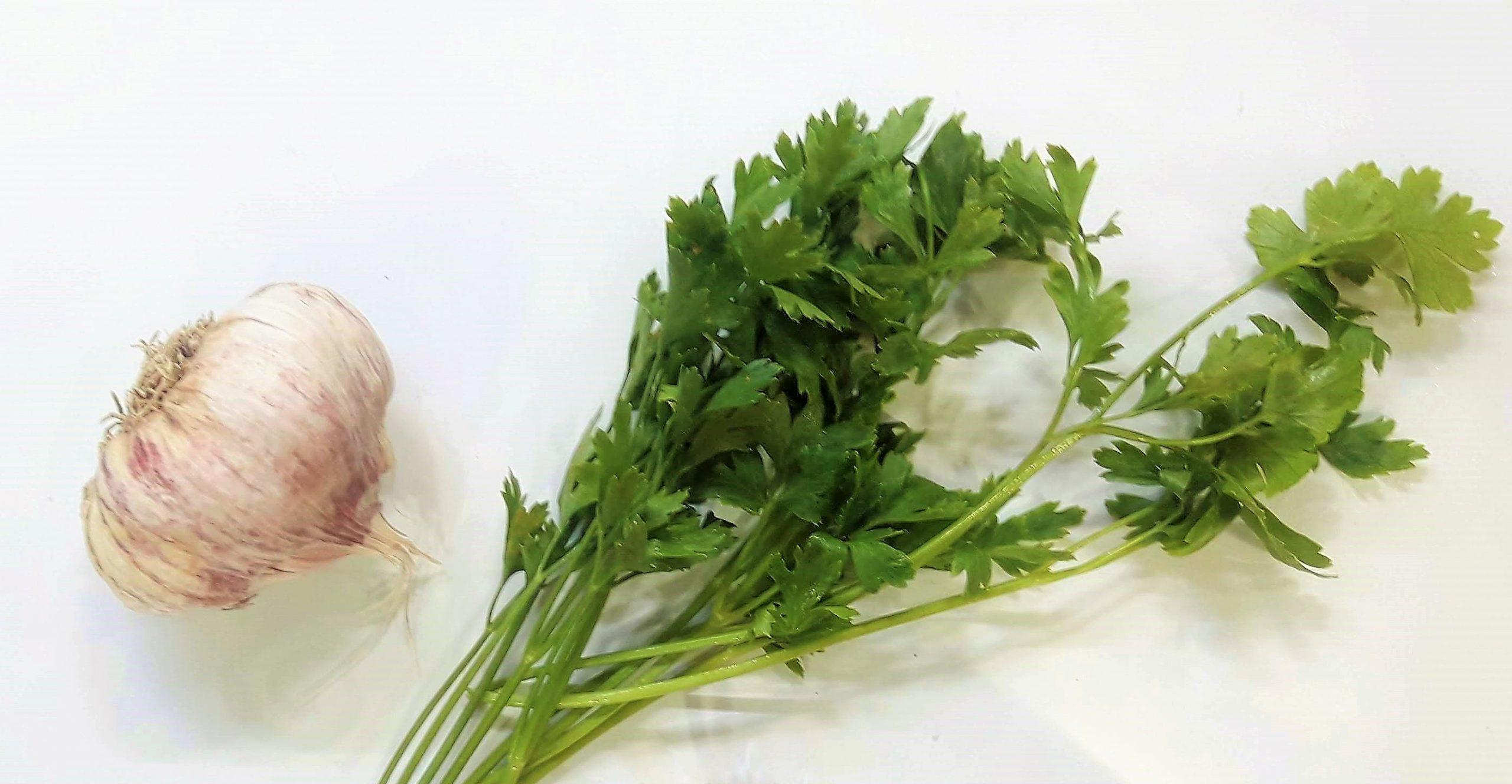 aglio e prezzemolo