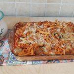 La pasta al forno alla Siciliana con Bimby
