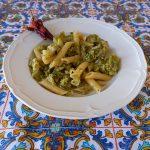 Penne rigate risottate con broccoli