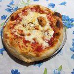 La pizza con 12 ore di lievitazione ad alta idratazione