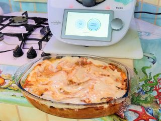 Lasagne alla bolognese con ricetta dietetica