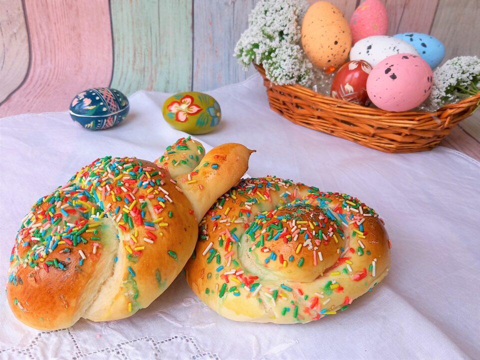 I panini Pasquali colorati Siciliani