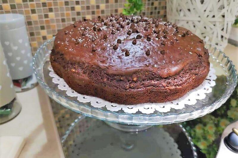 La torta al cacao dietetica RitaAmordicucina