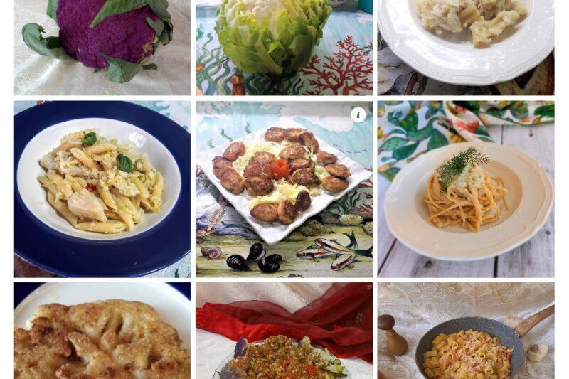 Top List di ricette con il cavolfiore
