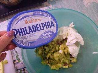 Involtini di zucchine con crema tonnata