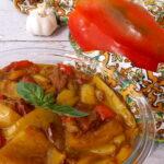 Peperoni in agrodolce ricetta dietetica