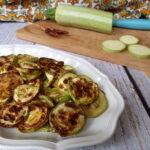 Trucchetto per zucchine che sembrano fritte