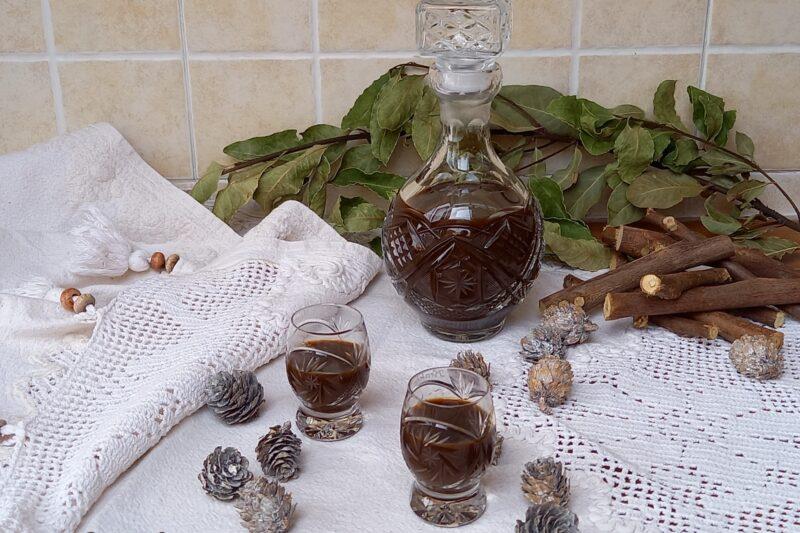 Il nocino dei Nebrodi al profumo di Zagara