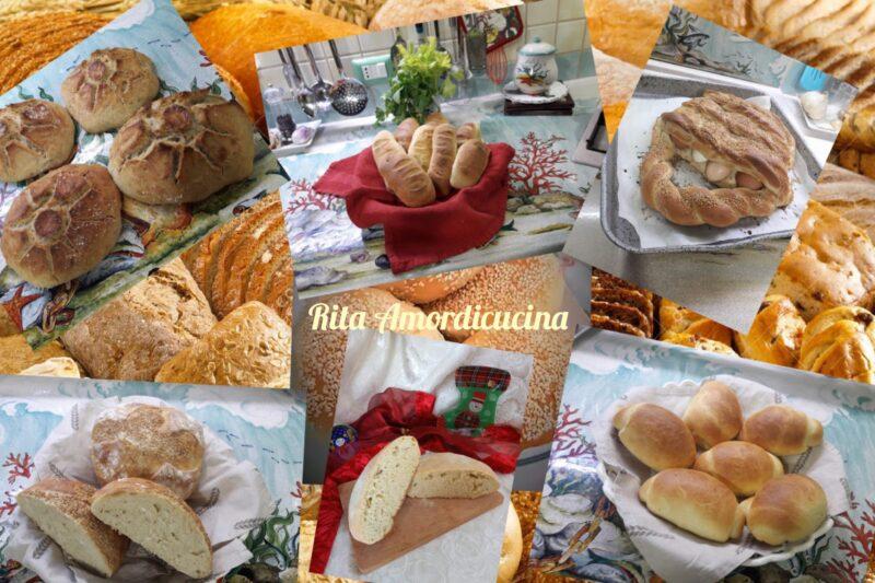 Il mio pane fatto in casa by RitaAmordicucina