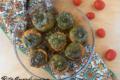 Peperoni ripieni con couscous e tonno