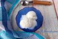Gelato al cocco senza gelatiera