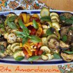 Verdure non fritte e non grigliate, ma al forno