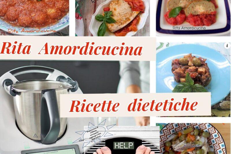 Album di ricette dietetiche con il Bimby