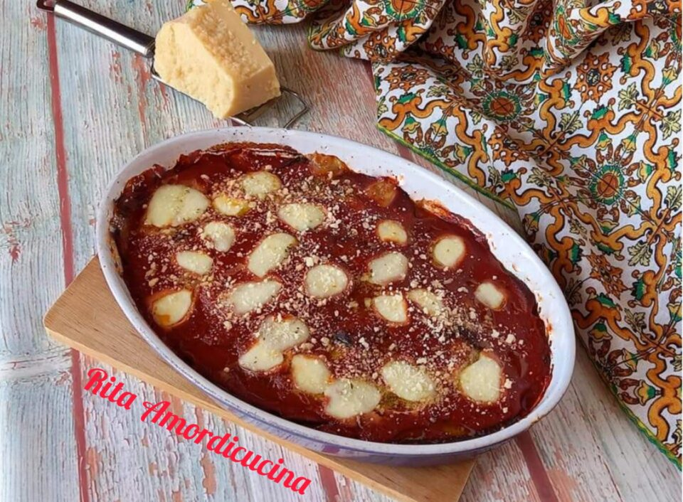 La  Parmigiana alla Siciliana ricetta originale