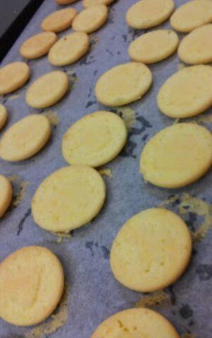 Biscotti da tè le accoppiatine siciliane