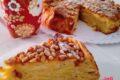 Torta di mele cremosa e dietetica