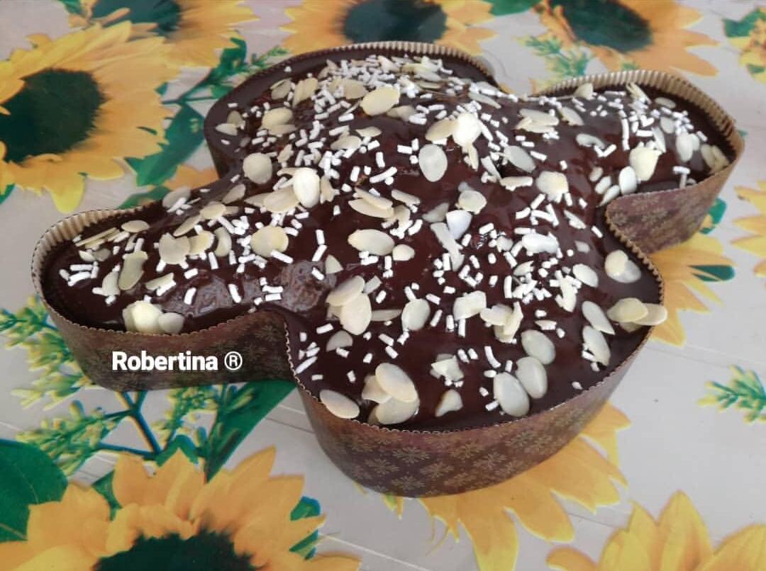 Colomba Pasquale Veloce Al Cioccolato In Cucina Con Robertina