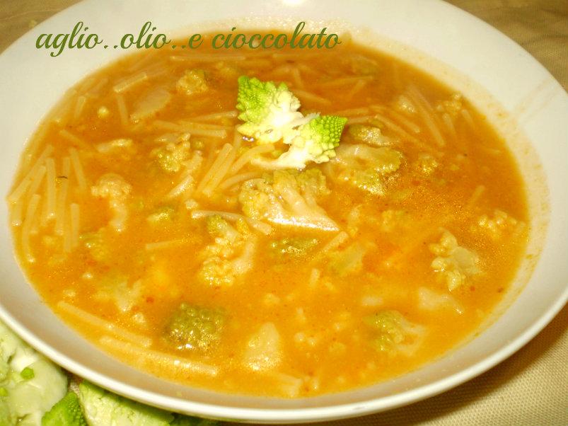 Pasta Con Broccoli E Cavolo Romanesco Ricette Per Cucinare Pictures to ...