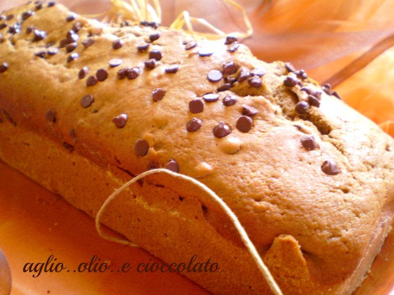 plum cake al caffe