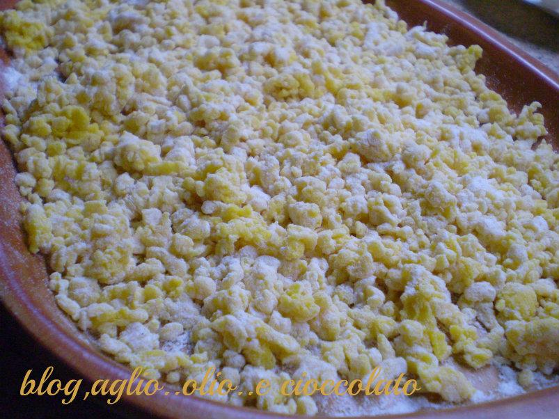 Pasta grattata fatta in casa a modo mio - Pasta fatta in casa ...