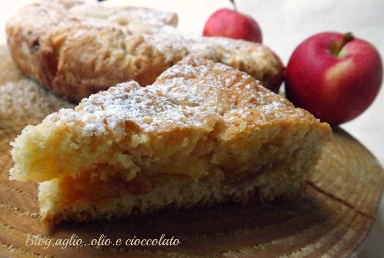 Torta di mele di nonna papera
