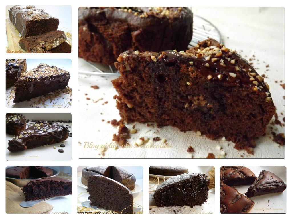 raccolta torte al cioccolato