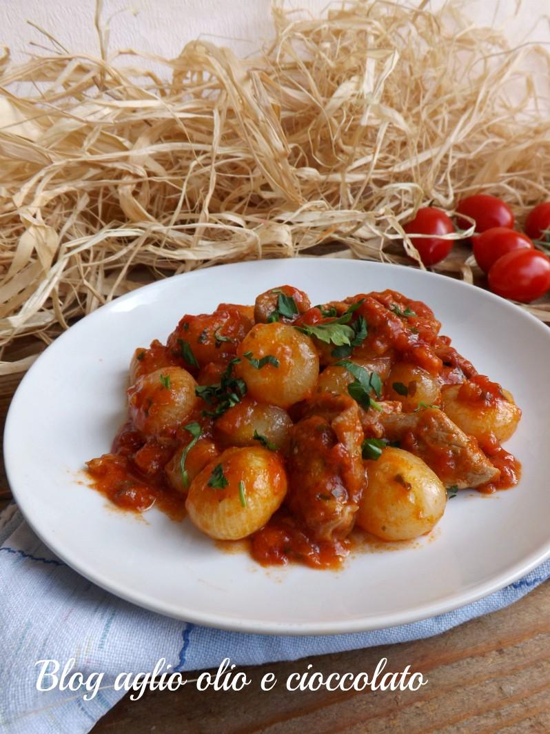 lesso alla picchiap piatto tipico di roma semplice e veloce