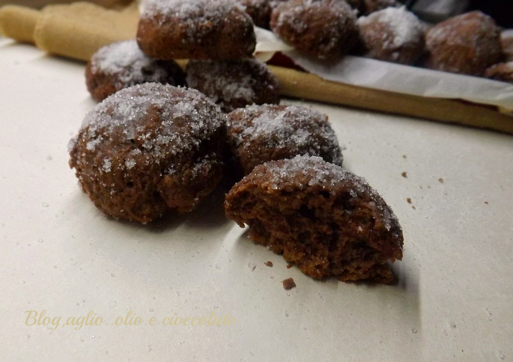 Biscotti morbidi Cioccolato e Panna
