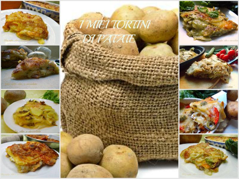 tortini di patate